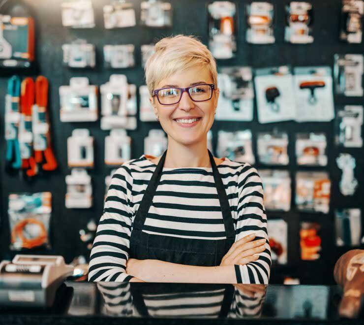 Creones certifierade återförsäljare hjälper dig om nyckelskåpet krånglar