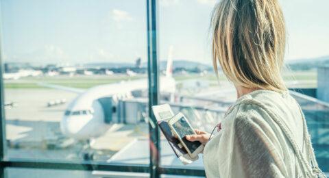De luchthaven zet zich in voor de veiligheid en heeft sleutelkasten geïnstalleerd